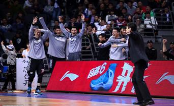 CBA半决赛G5广东97比111辽宁