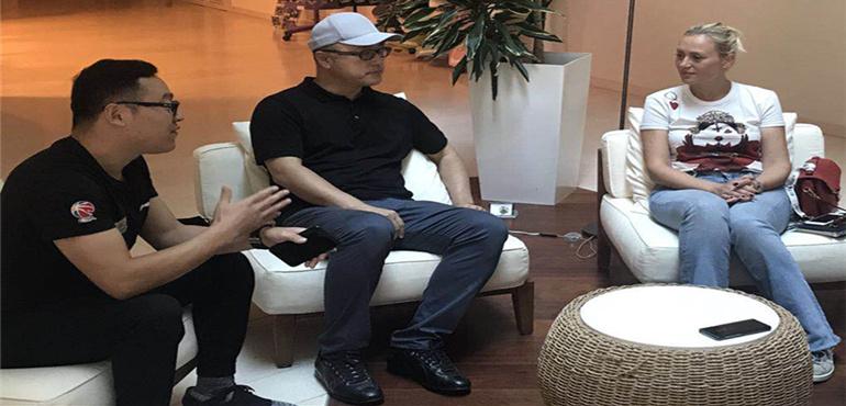扎达尔锦标赛创办人泽丹卡:希望辽宁队下届还能来参赛