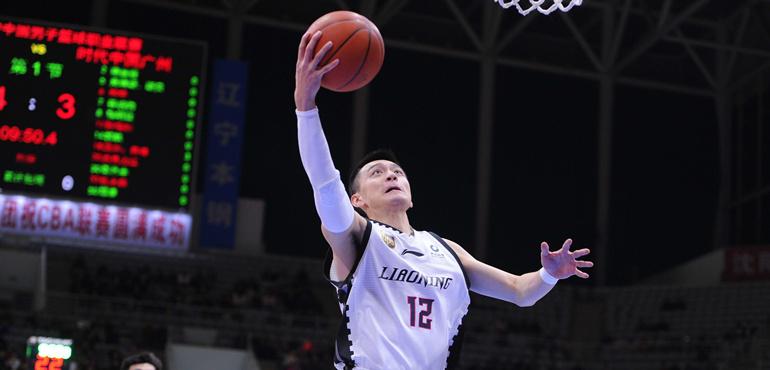 哈德森42分辽宁力克广州 杨鸣21分创赛季新高