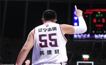 辽宁本钢114比89胜八一南昌