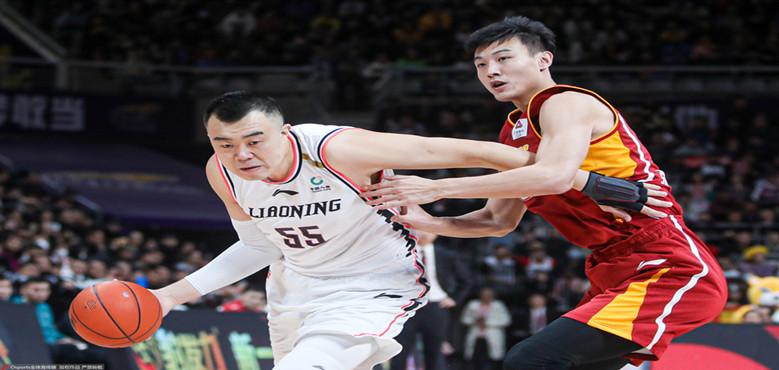 辽宁10分胜浙江 史蒂芬森29+7韩德君17分11篮板